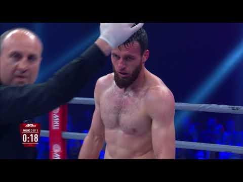 ACB KB-15: Perviz Abdullaev (Azerbaijan) Vs Islam Baibatyrov (Russia)