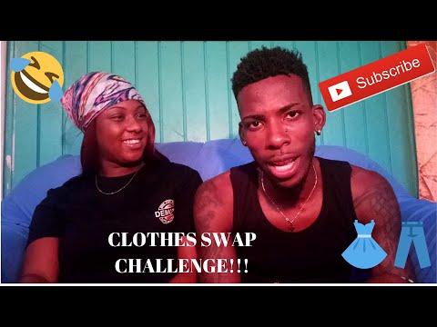 Extreme Clothes Swap Challenge!!!! (HILARIOUS)
