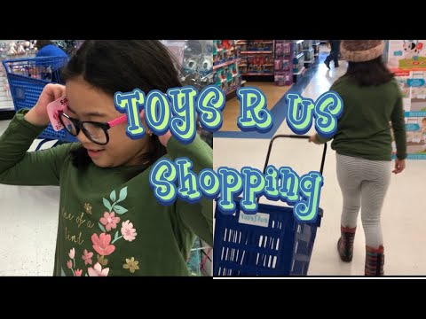 Toys R Us Shopping