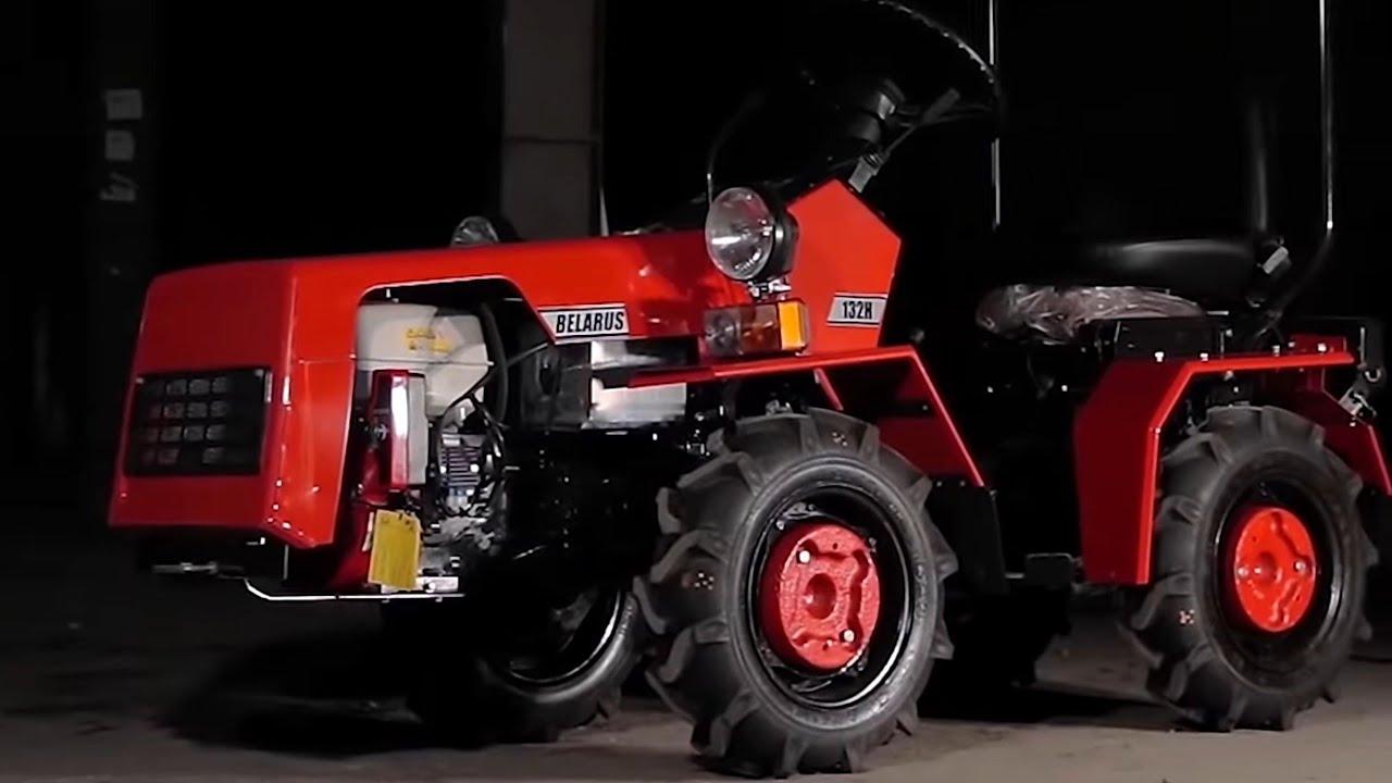 Многофункциональный трактор МТЗ Беларус 132Н В РЕАЛЬНЫХ УСЛОВИЯХ!!!!