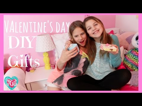 3 DIY Valentine's Day Gifts | Quick & Easy How To Valentines Day Gifts | best friends