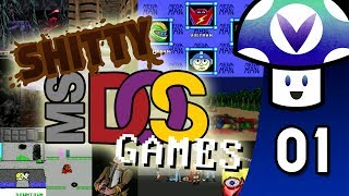 [Vinesauce] Vinny - Shitty MS-DOS Games (part 1)