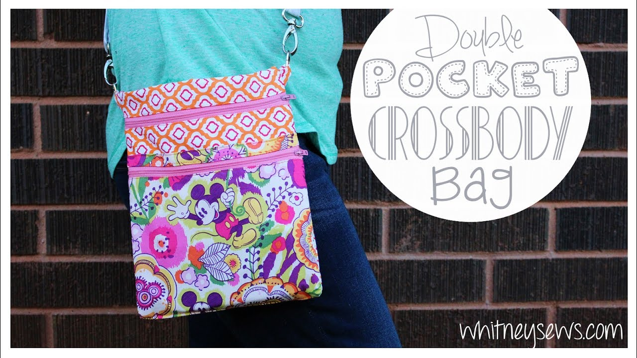 Cross Body Bag Pattern Best Inspiration Ideas
