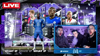FIFA 21: WHAT IF EVENT + PRIME MOMENTS Pack Eskalation 🔥 DUAL mit Tisi 😱