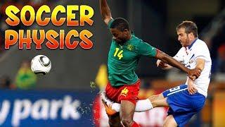 JE METS LA PÂTÉE À MA MÈRE !!! Soccer Physics avec Bob et sa môman