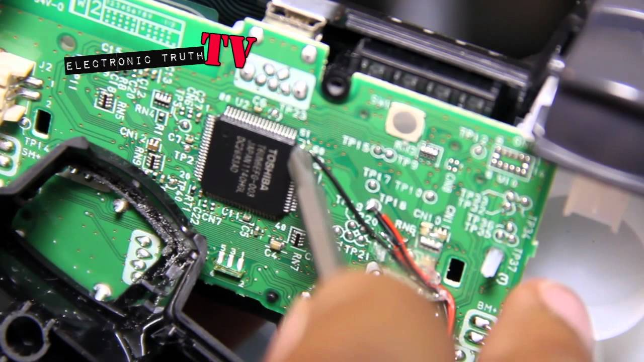 How to build a Scuf Gaming Controller Part 3