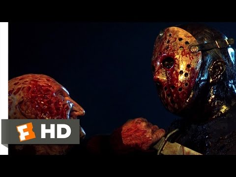 Freddy vs. Jason (9/10) Movie CLIP - Go to Hell! (2003) HD