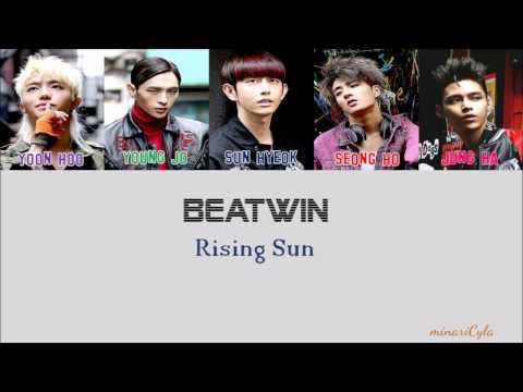 비트윈 (BEATWIN) - 태양이 뜨면 Rising Sun [Color Coded Lyrics] (ENG/ROM)
