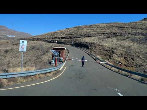 Relax Video - Lesotho Mountains Roadtrip - part 1