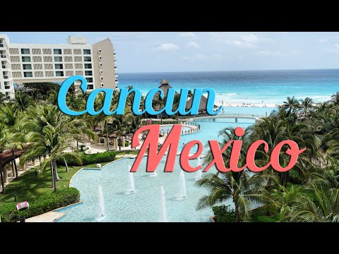 Cancun, Mexico Family Vacation March 2016