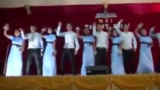 myanmar gospel action songs 2015