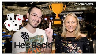 Will Kassouf Back to Reclaim His High Roller Trophy
