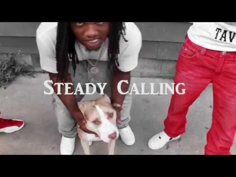 Goonie Van Exel -Steady Calling ft Fetti DMac ( Directed By G-Law)