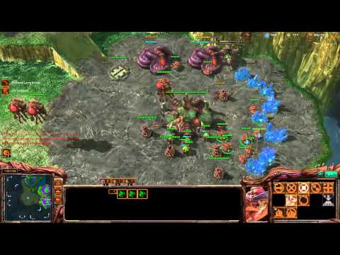 ROOTDestiny (Z) vs. Apocalypse (Korean GM - T) - Starcraft 2