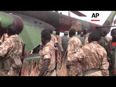 Media facility with SPLA as government accuses rebels of violating truce