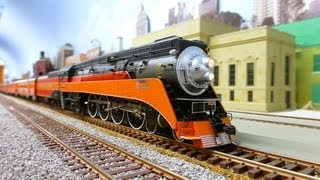 ho mth southern pacific sp 4449 gs4 daylight train