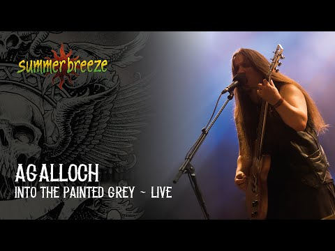 Agalloch - Into The Painted Grey (LIVE @ Summer Breeze Open Air 2015)