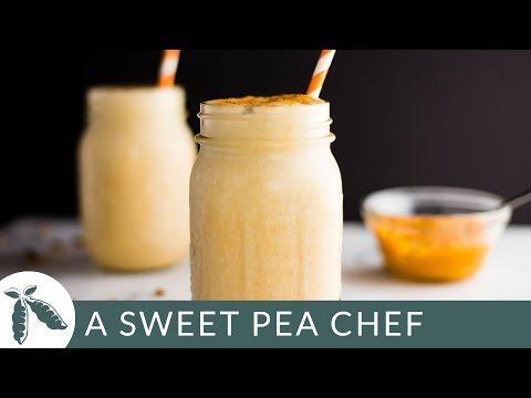 Pumpkin Pie Protein Smoothie   A Sweet Pea Chef