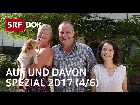 «Auf und davon Spezial»: Monika Lienert und Peter Krüsi in Kambodscha (4/6)