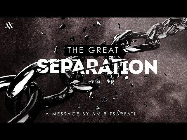 The Great Separation