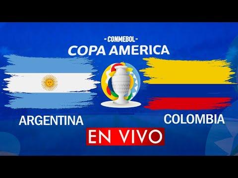 ARGENTINA vs COLOMBIA EN VIVO COPA AMERICA 2021