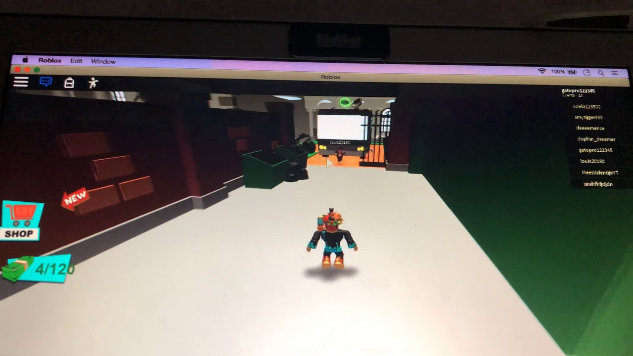 Es Imposible Roblox Rob Mr Rich S Mansion Youtube