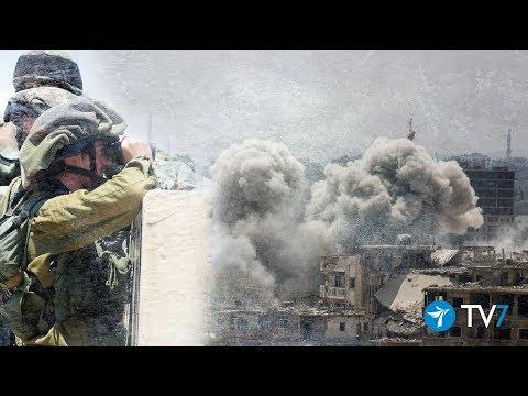 Israel's greatest concerns in Syria - Jerusalem Studio 311