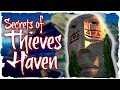 SECRETS OF THIEVES HAVEN // SEA OF THIEVES - New and interesting Tribes! #SeaofThieves #BemorePirate