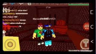 Roblox] Roleplay - Maze runners