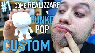 COME REALIZZARE UN FUNKO POP CUSTOM #1