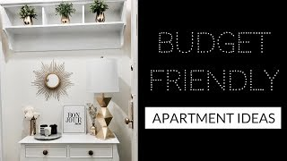 How To Make Your Apartment Look Expensive (on A Budget!)   Apartment Diy Ideas