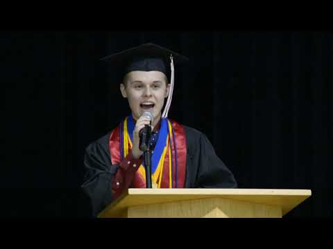 Jasper Risenhoover 2016 Salutatorian Speech - Blue Eye High School