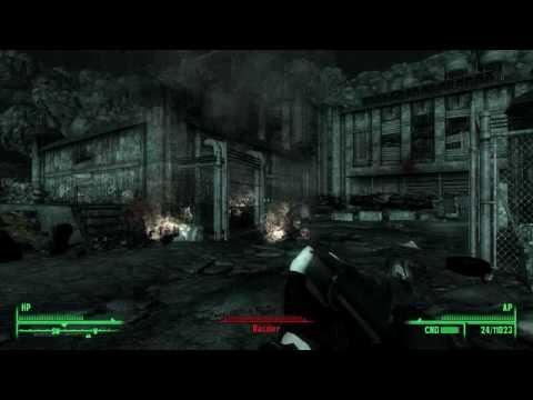 Fallout 3 nude mod video