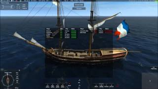 Naval Action Open World First Look! Getting Started Part 1