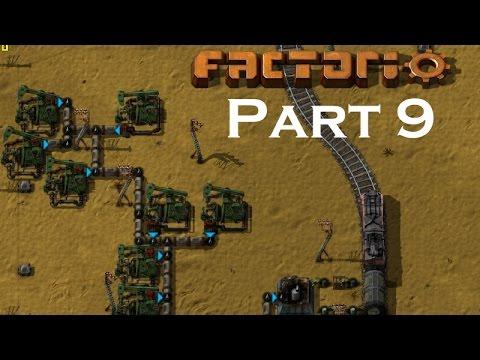 Factorio | S2 | Part 9| Train Time!