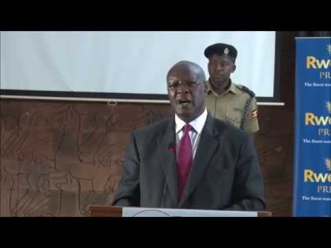 Uganda National Journalism Awards 2015 chief guest address by Chief Justice Bart Katureebe