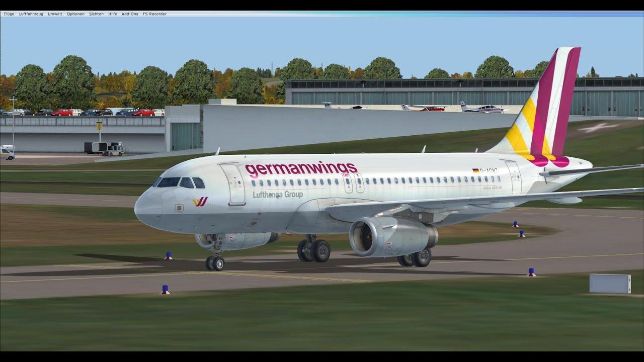 flight simulator x livestream aufzeichnung mit dem a319 nach hamburg und leipzig youtube. Black Bedroom Furniture Sets. Home Design Ideas