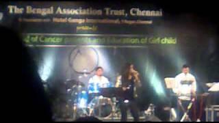 Shreya Ghoshal in Chennai - Yeh Zindagi Usi Ki Hai