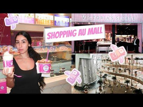 VLOG DUBAI ✩ Une journée au centre commercial THE DUBAI MALL !!