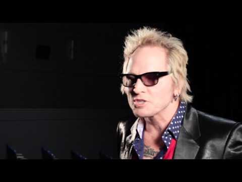 2012 Hall of Fame Inductee Matt Sorum on Ronnie Wood and Slash