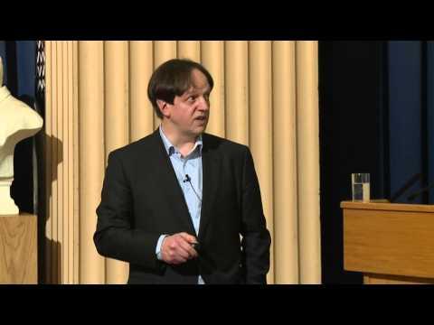 Prof. Harald Haas - My Li-Fi Revolution