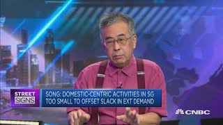 A full-year recession is a possibility for Singapore: Economist | Street Signs Asia