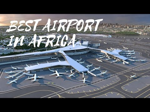 Best Airports in Africa 2019