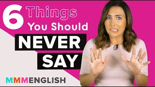6 Things You Sh๐uld Never Say in a First Time Conversation