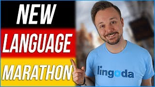 Learn German Online For FREE For 3 Months | The NEW Lingoda Language Marathon | Get Germanized