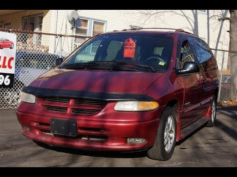 1998 Dodge Grand Caravan Sport