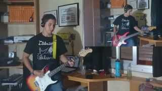 Green Day - 99 Revolutions (Guitar & Bass Cover)