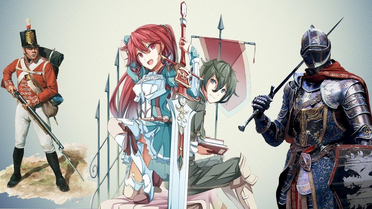 ЛУЧШЕЕ ПСЕВДОИСТОРИЧЕСКОЕ РАНОБЭ? Altina the Sword Princess – Алтина Принцесса меча – обзор