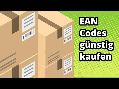 tricoma Wissen - EAN/GTIN Codes günstig online kaufen - GS1 Germany Alternative?