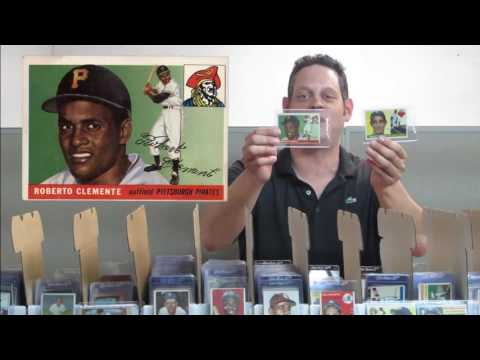 The OHIO Baseball Set Collection 1948-1980   Featuring A 1952 Topps Mickey Mantle Rookie!